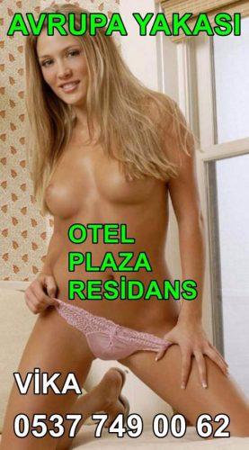 Eşsiz otelde buluşan kız Hilal