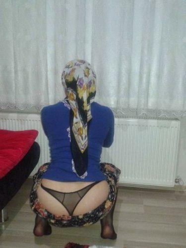 Seksapel genç bayan Fadiş