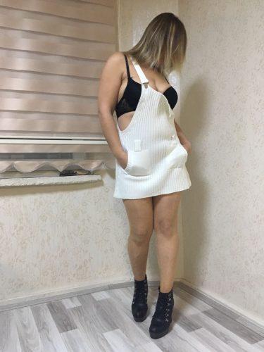 Seksi beyaz tenli kadın Feyza
